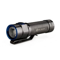Olight S1A-SS Stainless Steel Limited Edition - Black