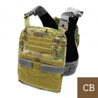 Ars Arma - Чехлы для плит бронежилета CP AVS Standart - Coyote Brown