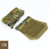 Ars Arma - MOLLE адаптер Tubes - Coyote Brown