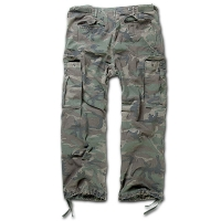 Brandit - M65 Vintage Trouser - Woodland