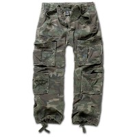 Brandit - Pure Vintage Trouser - Woodland