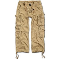 Brandit - Pure Vintage Trouser - Beige