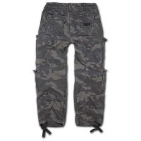 Brandit - Pure Vintage Trouser - Dark Camo