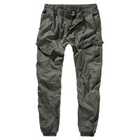 Brandit - Ray Vintage Trousers - Olive
