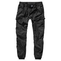 Brandit - Ray Vintage Trousers - Black