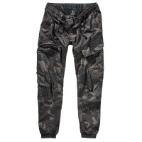 Brandit - Ray Vintage Trousers - Dark Camo