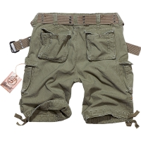 Brandit - Savage Vintage Shorts - Olive