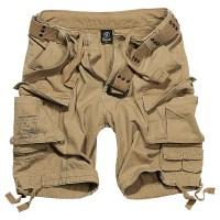 Brandit - Savage Vintage Shorts - Beige