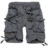 Brandit - Savage Vintage Shorts - Anthracite
