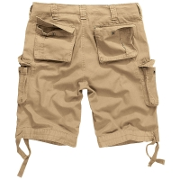 Brandit - Urban Legend Shorts - Swedish Camo