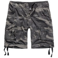 Brandit - Urban Legend Shorts - Dark Camo