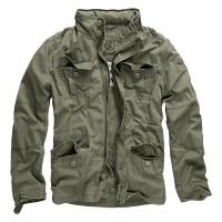 Brandit - Britannia Jacket - Oliv