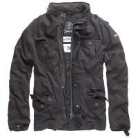 Brandit - Britannia Jacket - Black