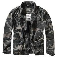 Brandit - Britannia Jacket - Dark Camo