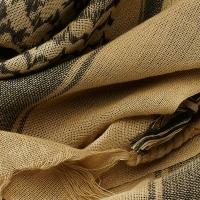 Brandit - Shemag Scarf - Khaki-Black