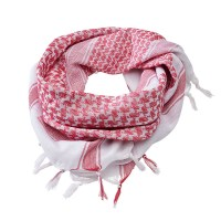 Brandit - Shemag Scarf - Red-White