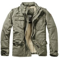 Brandit - Britannia Winter Jacket - Olive