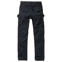 Brandit - Adven Slim Fit Trousers - Black