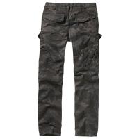 Brandit - Adven Slim Fit Trousers - Dark Camo