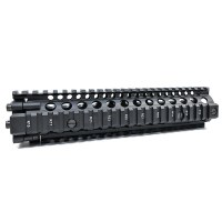Big Dragon - Daniel Defense MK18 RIS 2 Black 9'' - Black