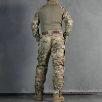 Emerson - CP tactical suit - knee pad & elbow pad - Multicam