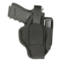 Blackhawk - Ambidextrous Shoulder Holster w Mag Pouch  - Black