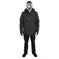 Blackhawk - Fortify Jacket Waterproof - Heater Black