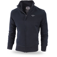 Dobermans - Valhalla Classic zipped sweatshirt - Black