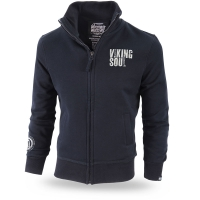 Dobermans - Viking Soul Classic zipped sweatshirt - Black