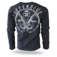 Dobermans - Longsleeve Military Offensive - Black