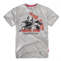 Dobermans - Blood for Blood T-shirt - Grey