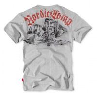 Dobermans - Nordic Comp T-shirt - Grey