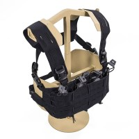 Direct Action - TIGER MOTH Chest Rig - Cordura - Black