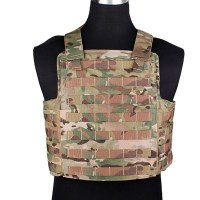 Emerson - Navy Seal Dedicated Vest - Multicam