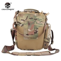 Emerson - Tablet + Netbook Medium-Messenger Bag - Coyote Brown