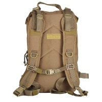 Emerson - Assault Backpack/RemovableOperatorPack - Coyote Brown