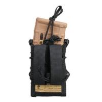 Emerson - Double Modular Rifle Magazine Pouch - Black