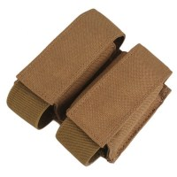 Emerson - LBT Style 40mm Double Pouch - Coyote Brown