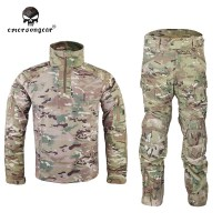 Emerson - Riot Style CAMO Tactical Uniform Set - Multicam
