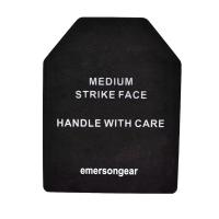 Emerson - Light Tactical Vest Dummy Plate - Black