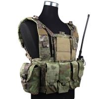 Emerson - RRV Tactical Vest W/Pouchs Set - Multicam