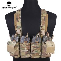 Emerson - EASY Chest Rig - Multicam