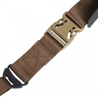 Emerson - Troy Battle Slings - Coyote Brown