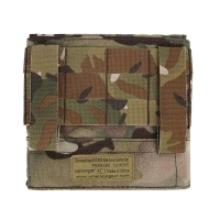 Emerson - AVs 6x6 Side Amor Carrier Set - Multicam