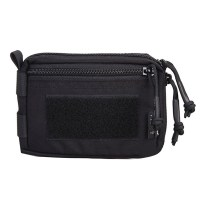 Emerson - Plug-in Debris Waist Bag - Black