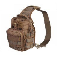 Emerson - Tactical Outdoor Rambler Chestbag - Coyote Brown