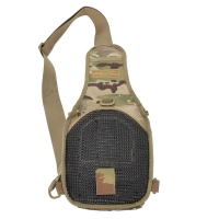 Emerson - Tactical Outdoor Rambler Chestbag - Khaki