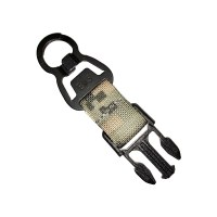Emerson - L.Q.E multi-purpose Change hanging buckle - AOR1