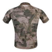 Emerson - Skin Tight Base Layer Camo Running Shirts - A-tacs FG