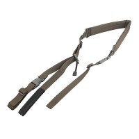 Emerson - Quick Adjust Padded 2 Point Sling - Foliage Green